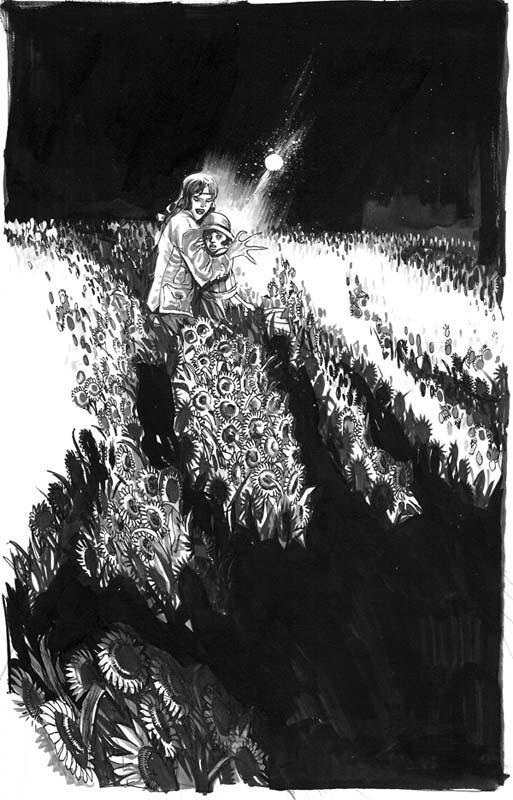 American Vampire Original Art For Sale | ComicArtTracker