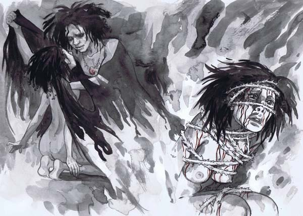 Jill Thompson - The Sandman (Movie Pitch)