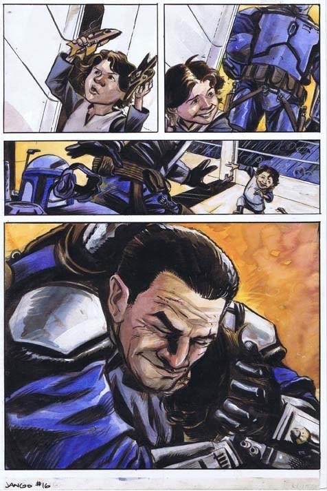 Dark Horse Star Wars Legacy issue 49 (B9)