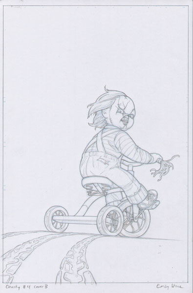 Chucky Doll Coloring Pages Coloring Pages